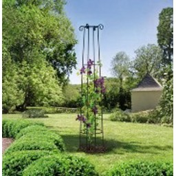 Virágfuttató obeliszk